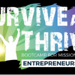 SURVIVE & THRIVE BOOTCAMP FOR ENTREPRENEURS