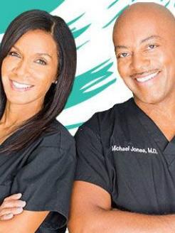 CATHLEEN TRIGG-JONES & DR. MICHAEL JONES